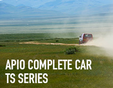 APIO COMPLETE CAR TS SERIES