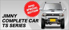 JIMNY COMPLETE CAR TS SERIES