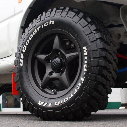 M/T & A/T タイヤ 215/75R15