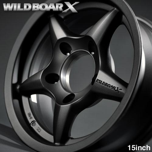 WILDBOAR X アルミホイール 15inch