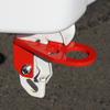牽引フック T9・リア助手席側用9mm厚(JB23アピオ製リアFRPバンパー装着車用 )