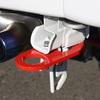 牽引フック T9・リア運転席側用9mm厚(JB23アピオ製リアFRPバンパー装着車用 )